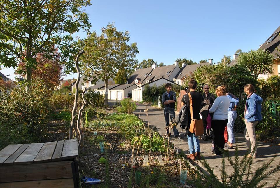 Jardin de Bourgueil - Rennes - Vert le Jardin