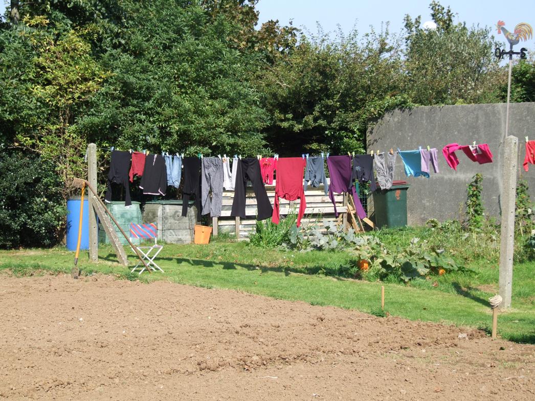 Jardin penn ar valy brest vert le jardin - Etendoir a linge de jardin novaplus ...