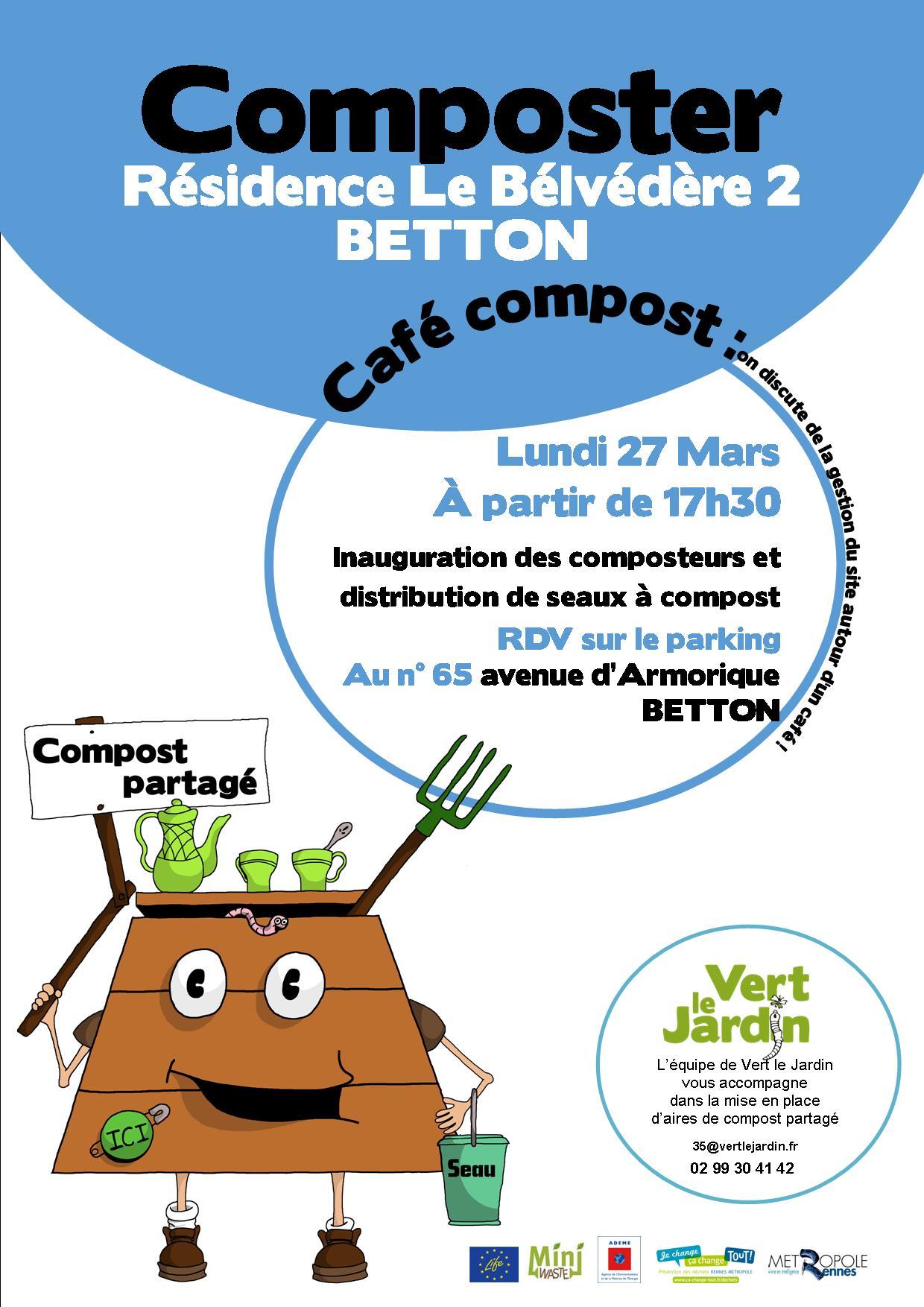 Semaine nationale Tous au post Du 25 mars au 9 avril Rennes