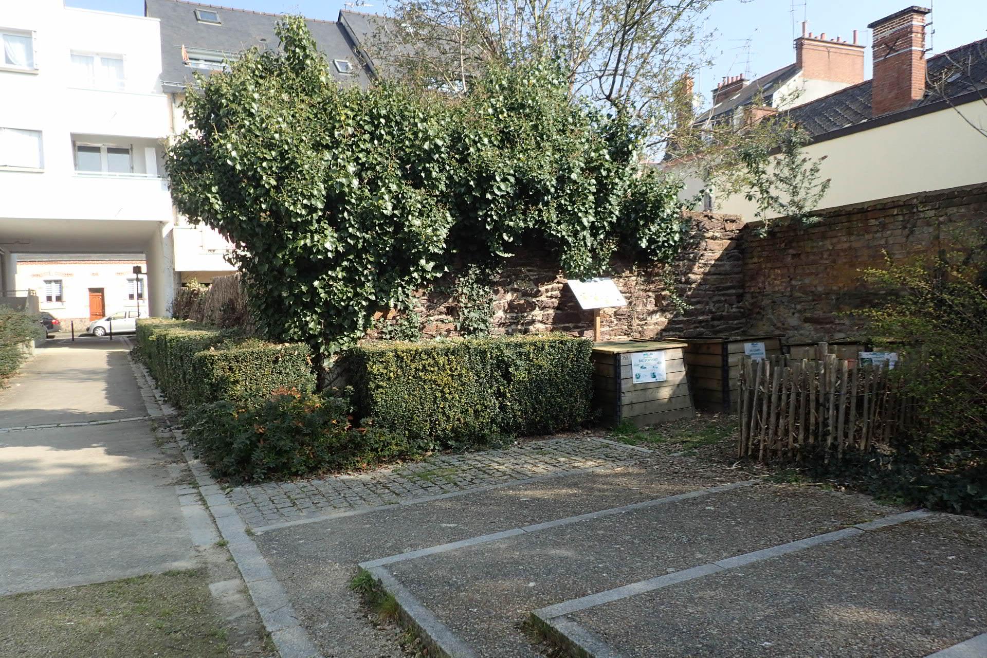 Parc de la ch ze aire n 353 rennes vert le jardin for Entretien de jardin rennes