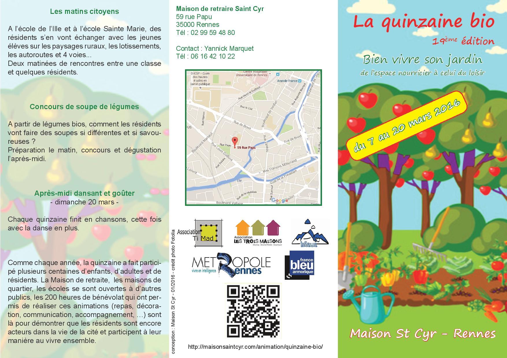 Broyage au Parc st Cyr Rennes Vert le Jardin