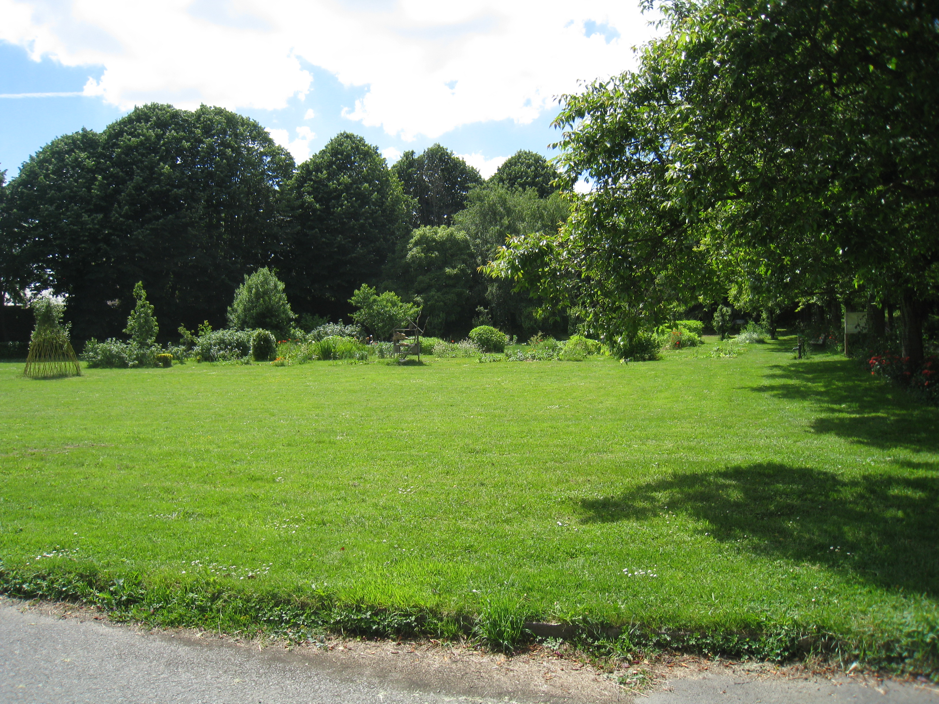 F te des petits jardiniers 24 juin 14 h parc saint for Le jardin du pic vert