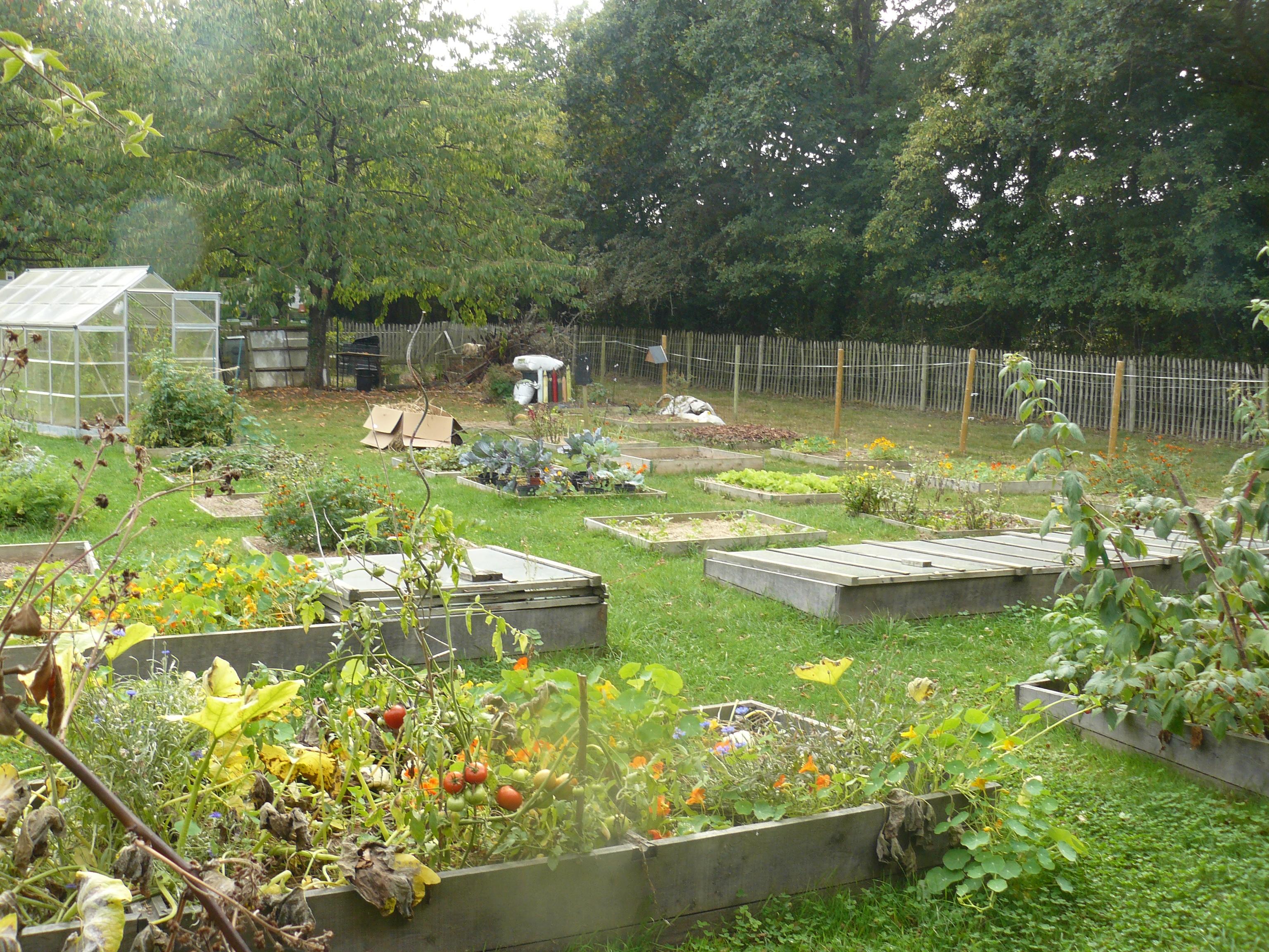Jardin de la taupinais rennes vert le jardin for Entretien de jardin rennes
