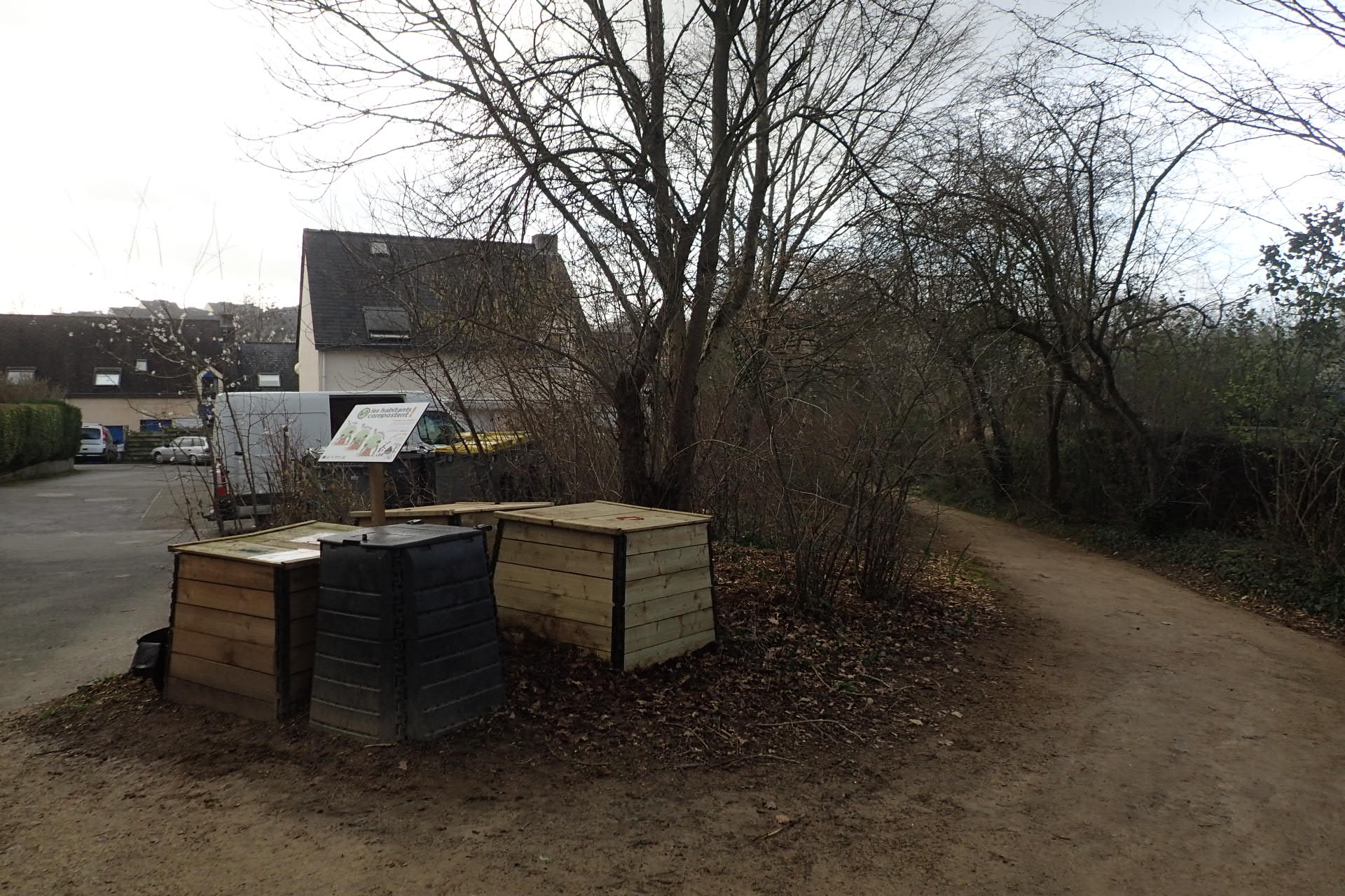 Rue xavier langlais aire n 389 rennes vert le jardin for Jardin xavier