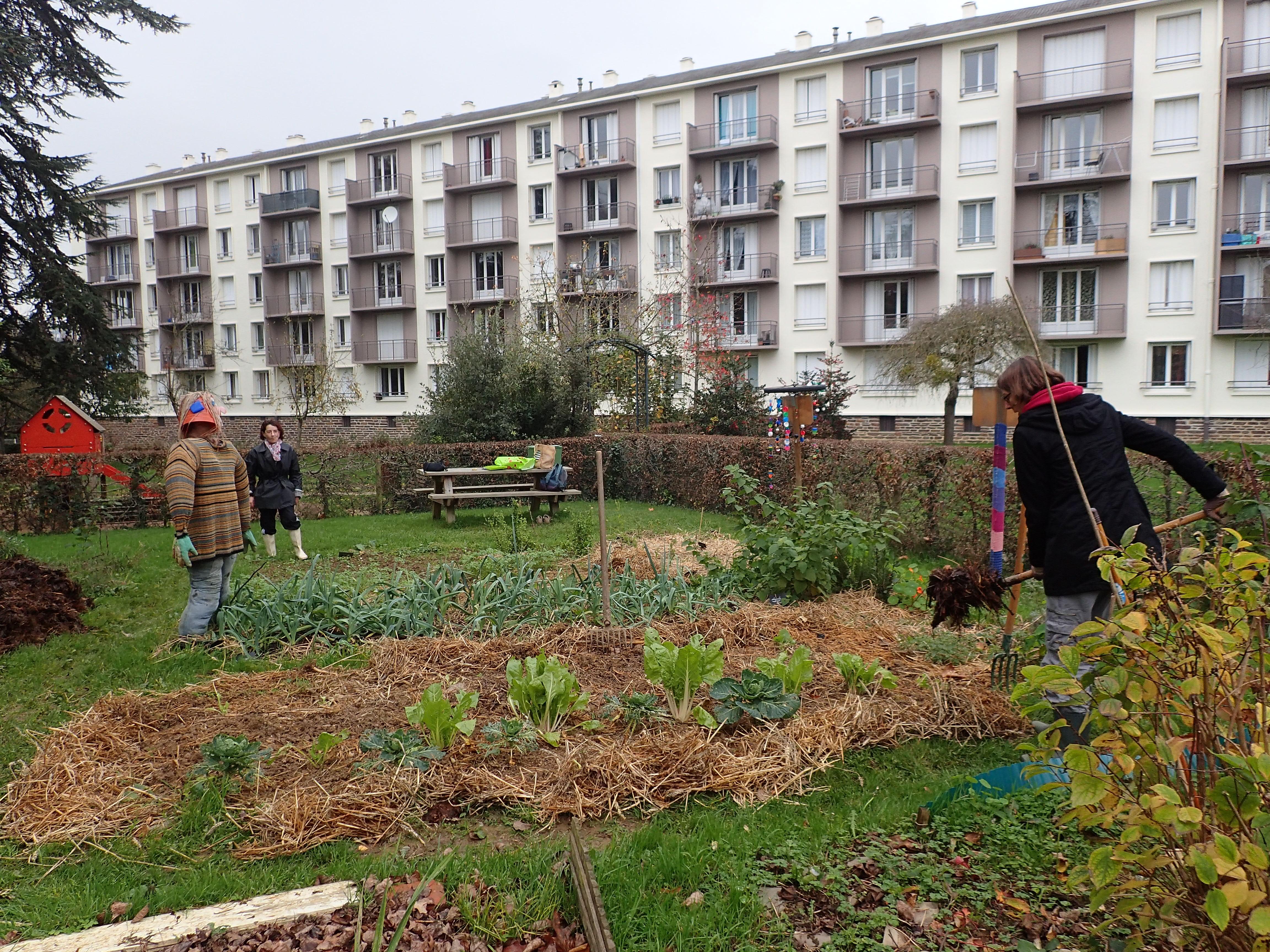 jardins du bonheur le bonheur est dans le jardin rennes vert le jardin. Black Bedroom Furniture Sets. Home Design Ideas